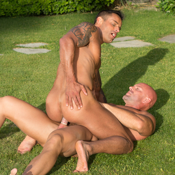 Gay Deep Hard Muscle Fuck