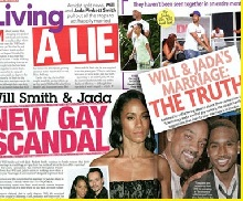 WILL SMITH is GAY!
