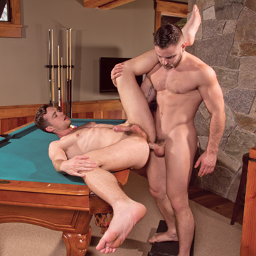 Horny Gay Jock Sex Scene