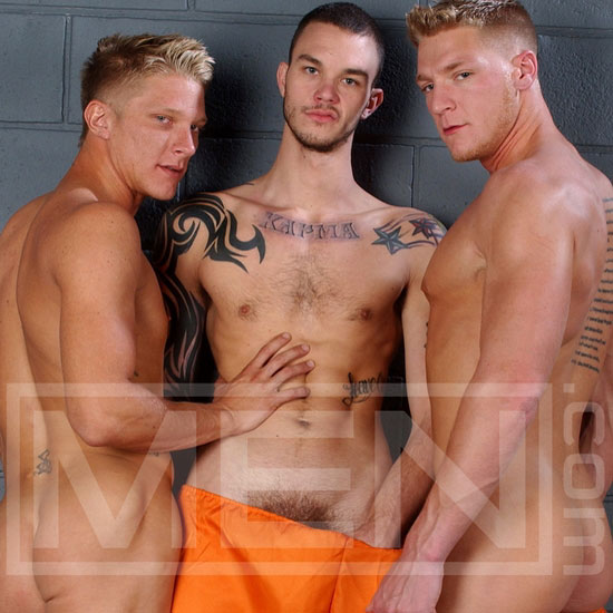 Foursome in Prison