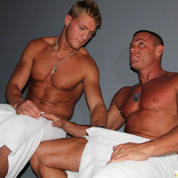 Gay Bathhouse Visit