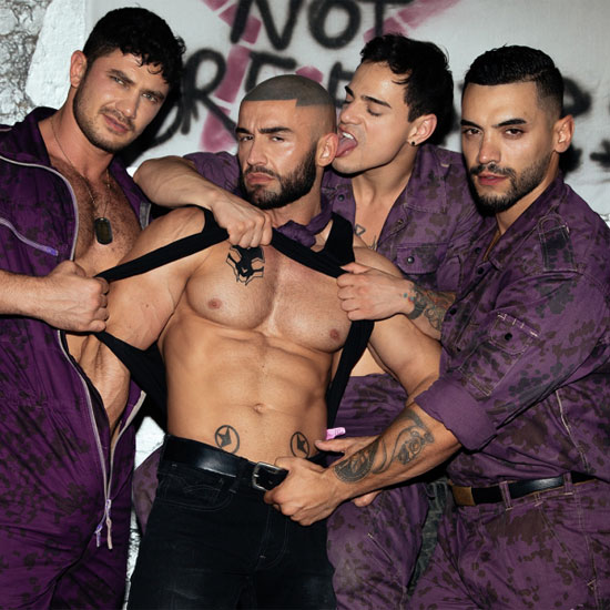 Purple Army Faction