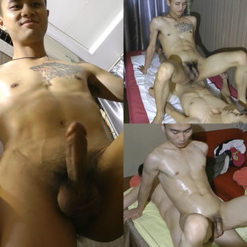 Muscle Asian Masseurs