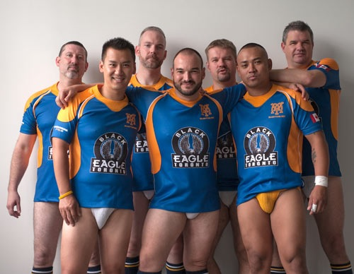 Toronto's Rugby Team